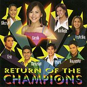 Return Of The Champions by Various Artists
