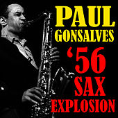 56 Sax Explosion by Paul Gonsalves
