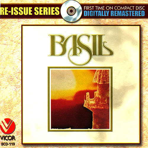 Re-issue series: basil by Basil Valdez