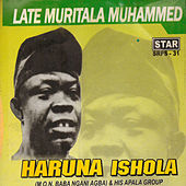 Late Muritala Muhammed by His Apala Group