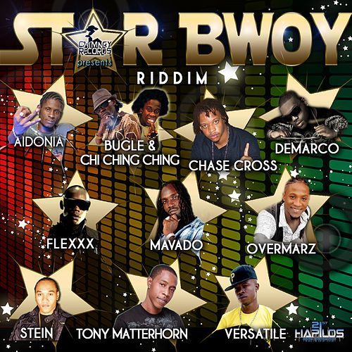 Star Bwoy Riddim by Various Artists