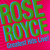 Greatest Hits Live! by Rose Royce