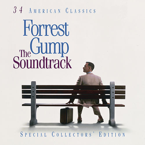 Forrest Gump - The Soundtrack by Various Artists