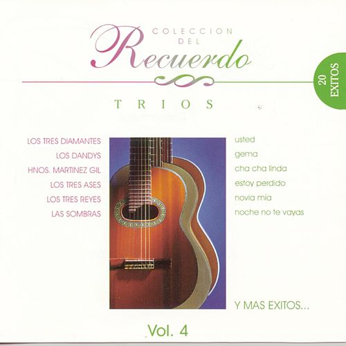 Coleccion Del Recuerdo 'Trios' by Various Artists