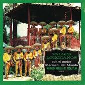 Valses Mexicanos Con El Mejor Mariachi Del Mundo Vol. II by Mariachi Vargas de Tecalitlan