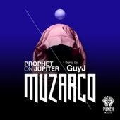 Prophet on Jupiter by Muzarco