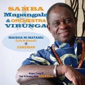 Maisha ni Matamu Advance EP + Bonus Tracks by Samba Mapangala