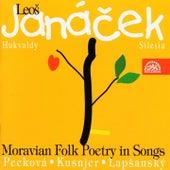 Janacek: Moravian Folk Poetry in Songs by Dagmar Peckova