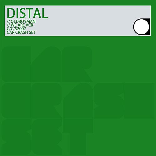 OLDBOYMAN / We Are VCR by Distal