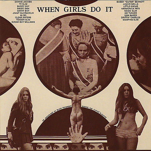When Girls Do It by Various Artists
