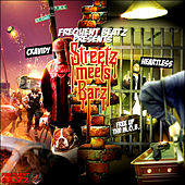 Streetz Meatz Barz by Various Artists