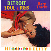 Detriot Soul & R&B - Rare Tracks by Various Artists