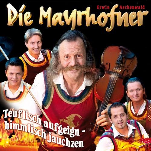 Teuflisch aufgeign - himmlisch jauchzen by Die Mayrhofner