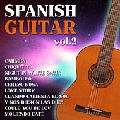 Spanish Guitar Vol.2 by Various Artists