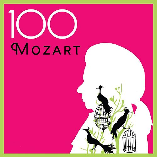 100 Mozart by Various Artists