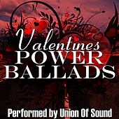 Valentines Power Ballads by Union Of Sound