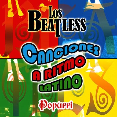 Los Beat Less: Canciones A Ritmo Latino by David & The High Spirit
