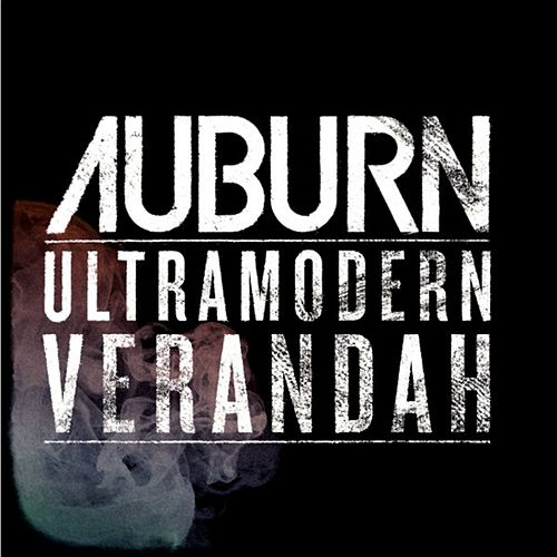 'Ultramodern Verandah' Maxi-Single by AUBURN