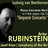 Beethoven: Piano Concerto No. 5 by Artur Rubinstein