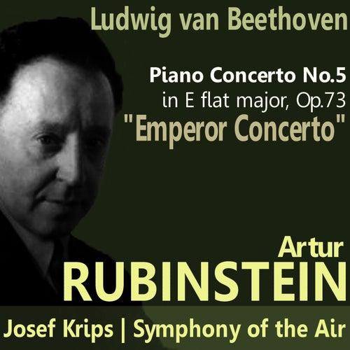 Beethoven: Piano Concerto No. 5 by Artur Rubinstein