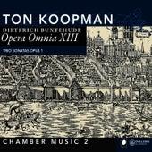 Buxtehude: Opera Omnia XIII: Chamber music vol. 2 by Ton Koopman