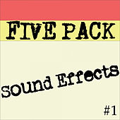 5 Pack Of Sound Effects by Sound Effects