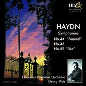 Haydn: Symphonies No. 44, 46 and 59 by Lithuanian Chamber Orchestra