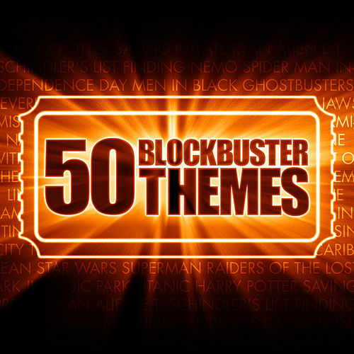 50 Blockbuster Themes by Various Artists