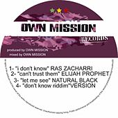 Don't Know Riddim by Various Artists