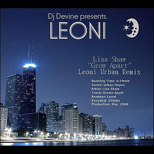 Grown Apart  (Leoni Urban Remix) *COVER* by Lisa Shaw