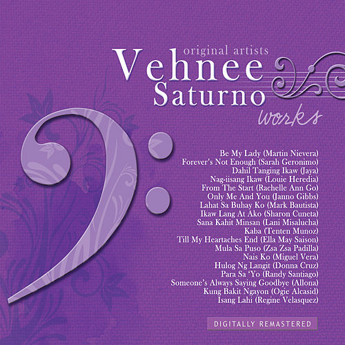 Vehnee Saturno Works by Various Artists