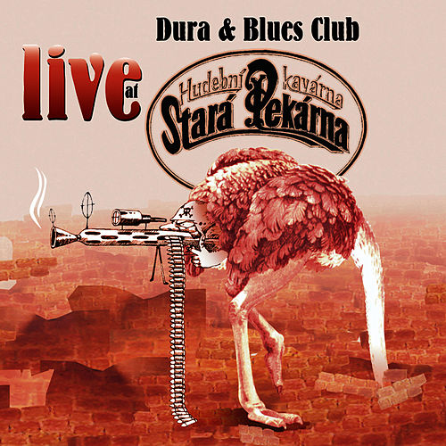 Live at Stara Pekarna by DURA