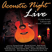 Acoustic Night Live by Various Artists