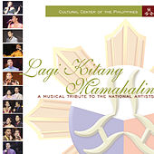 Lagi Kitang Mamahalin (A Musical Tribute To The National Artists) by Various Artists