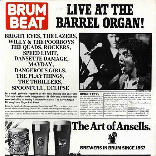 Live At the Barrel Organ by Various Artists