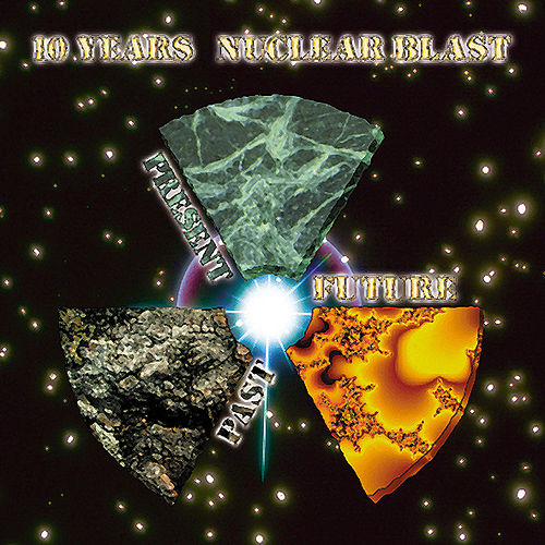 10 Years Nuclear Blast by Various Artists