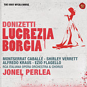 Donizetti: Lucrezia Borgia - The Sony Opera House by Jonel Perlea