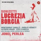Donizetti: Lucrezia Borgia - The Sony Opera House by Jonel Perlea