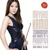 Tchaikovsky: Violin Concerto, Op. 35 & Prokofiev: Violin Concerto No. 2, Op. 63 by Mayuko Kamio