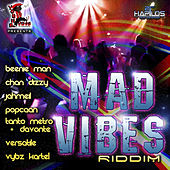 Mad Vybz Riddim by Various Artists