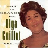 Los 15 Grandes de Olga Guillot by Olga Guillot