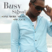 One More Night/ Picante (digital single) by Busy Signal