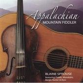 Appalachian Mountain Fiddler by Blaine Sprouse