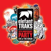 Elefant Traks 10th Anniversary by Various Artists