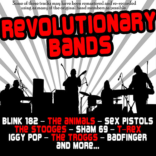 Revolutionary bands by Various Artists