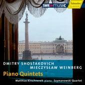 Shostakovich & Weinberg: Piano Quintets by Matthias Kirschnereit