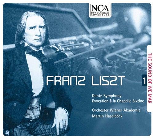 Liszt: Dante Symphony - Evocation à la Chapelle Sixtine by Martin Haselbock