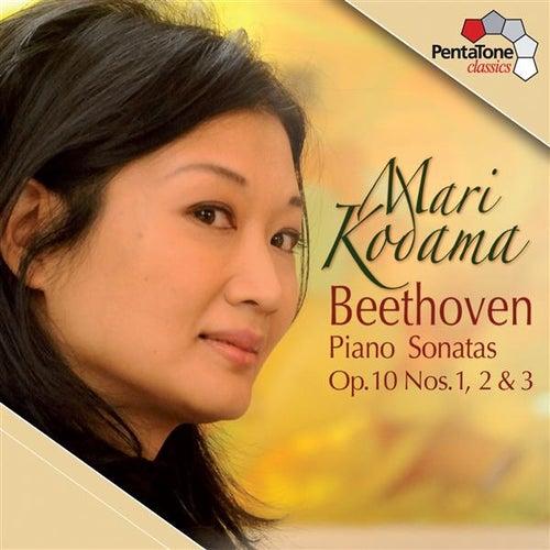 Beethoven: Piano Sonatas Nos. 5-7 by Mari Kodama