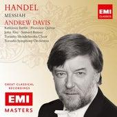 Handel: Messiah by Andrew Davis
