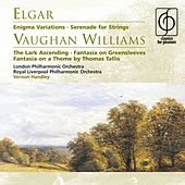 Elgar Enigma Variations, Vaughan Williams The Lark Ascending by Various Artists